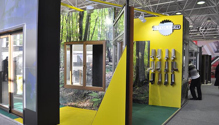 STOLLER. Выставка YUGBUILD - 2013 стенд 1