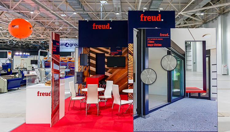 FREUD. Выставка UMIDS - 2016 стенд 1